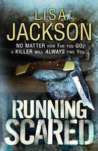 Lisa-Jackson-Running-Scared-Tout-Neuf-Livraison-Gratuite-Ru