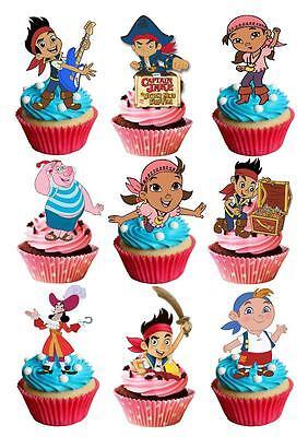 DIY Design pirate Stand of Cupcakes