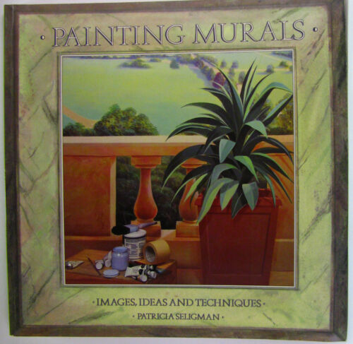 1 of 1 - #AB1, Patricia Seligman PAINTING MURALS S/cover Postage Fast & FREE Ask Agnes