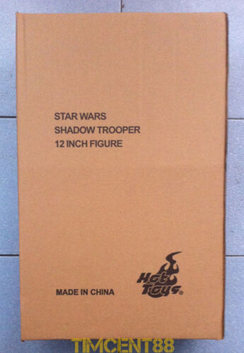 Hot Toys MMS271 Star Wars 1//6 Galactic Empire Shadow Trooper Exclusive Sealed