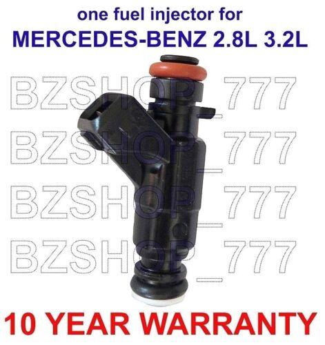 One Bosch Fuel Injectors # 0280155742 for Mercedres 3.2L 2.8L
