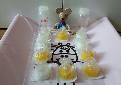 Babyflaschen & Zubehör Baby Nuk Medic Pro Kliniksauger Trinksauger 10 Mittelfein+10extrafein Neu Gr.1 Auswahlmaterialien