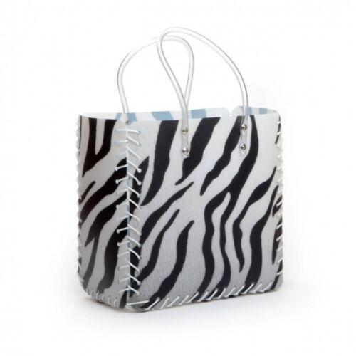 Shopper  Einkaufstasche Zebrafell