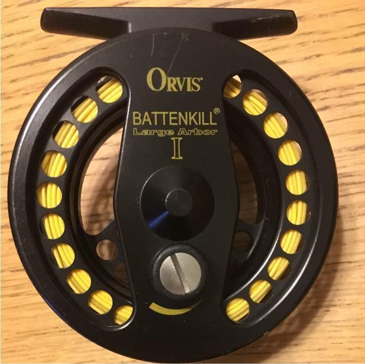 Orvis Batenkiru Rajiaba I 1 2 fly reel   more discount