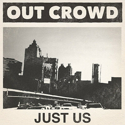 """Out Crowd - Just Us COLOURED 7"""" SOUL SEARCH YOUTH OF TODAY SSD"""