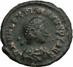 Valentinian-II-378AD-Authentic-Ancient-Roman-Coin-Wreath-of-success-i36352