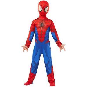 Spiderman Marvel Classic Large Dress up Costume