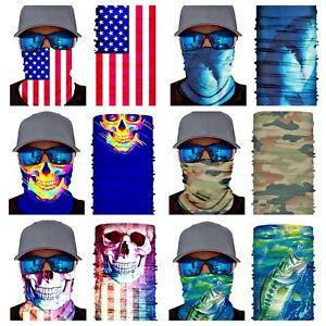 Face-Balaclava-Scarf-Neck-Fishing-Shield-Sun-Gaiter-Uv-Headwear-Mask-34-Styles