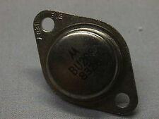 5 Motorola 700v 5a Bu208 Bipolar High Voltage Power Transistors