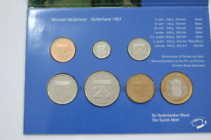NETHERLANDS-1997-MINT-SET-B18-BX3-163