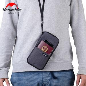 3af5bd636e6d Details about Multi Function Outdoor Bag Cash, Passport, Card Using Travel  Wallet ID Holder