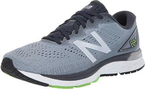 New Balance Men/'s 880v9 Running Shoe 10.5 D US Grey M