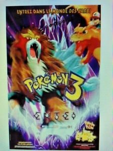 Pokemon-3-Le-Sort-des-Zarbi-DVD-NEUF-VERSION-FRANCAISE