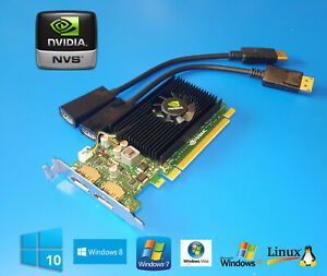 HDMI Video Card HP Compaq Pro 6000 6200 6250 6300 Tower Displayport