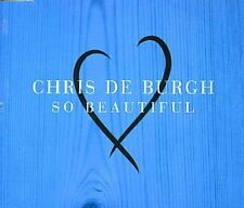 Chris de Burgh So beautiful (1997) [Maxi-CD]