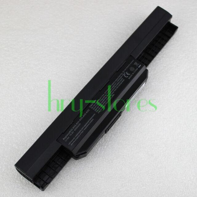Laptop Battery For ASUS k53 K43 A41-K53 A32-K53 K53s K53E K53SV A43EI241SV-SL