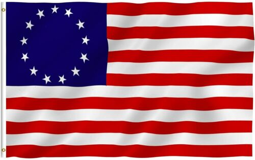 BETSY ROSS 3x5ft FLAG weather resistant us seller super polyester