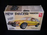 Amt Amc Pacer Wagon 1/25 Kit