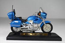 BMW R 1200 CL blau Maßstab 1:18 Motorradmodell von Motormax