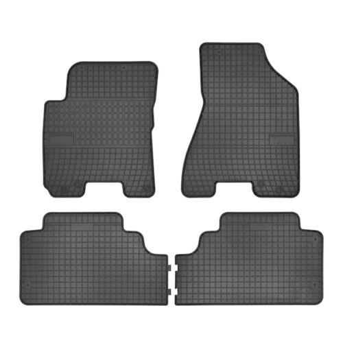 2004-2010 0436 Gummimatten Gummifußmatten  Matten 4-tlg Hyundai Tucson