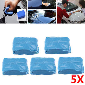 5Pcs-Car-Truck-Vehicle-Easy-Cleaning-Clay-Bar-Detailing-Wash-Practical-Cleaner