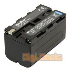 Camera Battery For SONY NP-F750 NP-F970 F960 F950 F930 F770 F570 4.8Ah