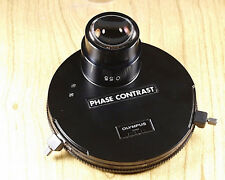 Olympus 055 Phase Contrast Condenser For Inverted Microscope