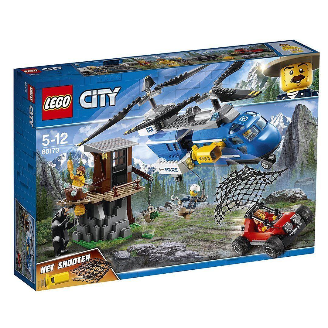 Lego 60173 - City Police - Montaña  Arresto - - - NUEVO  disfruta ahorrando 30-50% de descuento