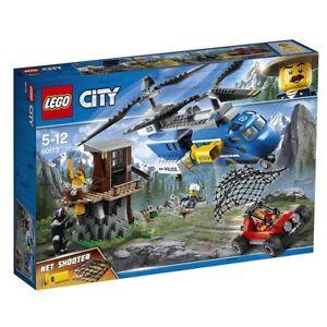 Lego 60173 - City Police Mountain: Arrestation Nouveau