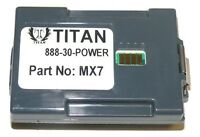 Tank Lxe Mx7 Tecton Scanner Replacement Battery. 2500mah