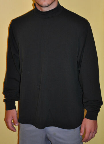 Cold Gear Compression 2 PACK * Long Sleeve DCSP Military Work Shirt Black-XXL