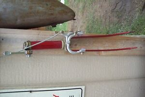 Vintage-SCHWINN-Bicycle-Forks-with-Headset-Brake-Assembly-Shifter-and-Tube