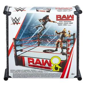 WWE-RAW-Superstar-Ring-Playset-Official-NEW-GDB87