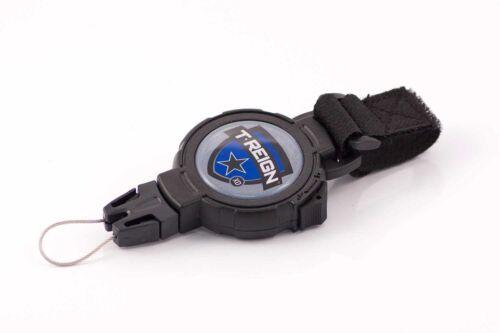 T-Reign Retractable Gear attacchi per /& casi Cinghia di fissaggio NERO PETIT