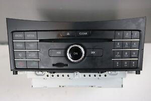 Mercedes-Benz-W212-E-Klasse-NTG5-HDD-Navigation-Radio-Hauptgeraet-A2189003607