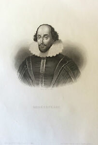 Shakespeare-Engraving-1863-Great-Britain