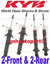 4-Pieces KYB Excel-G Shocks/Struts (2-Front & 2-Rear)  Lexus IS300