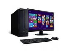 ACER Aspire PC Desktop XC 605 Intel Core i3 3ghz 6gb RAM 1tb HDD MONITOR Bundle