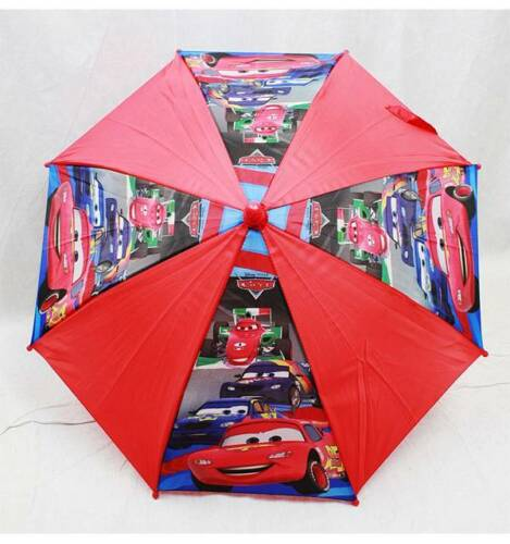 Red Lighting McQueen NWT Disney Cars Umbrella Offically Licensed by Disney