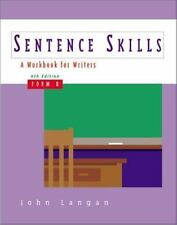 Sentence Skills: A Workbook for Writers, Form B