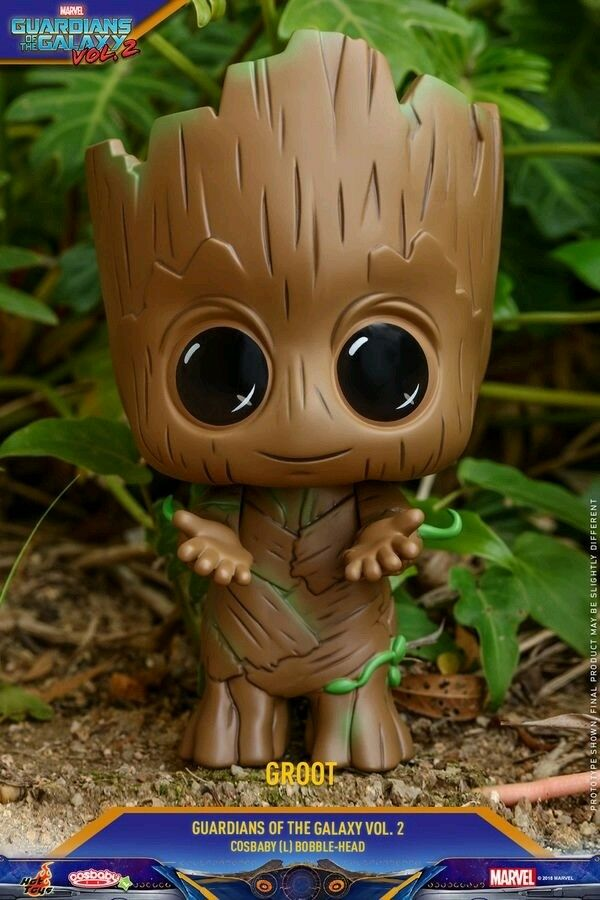 Premium Vinyl Collectables--Guardians of the Galaxy: Vol. 2 - Groot Large Cosbab