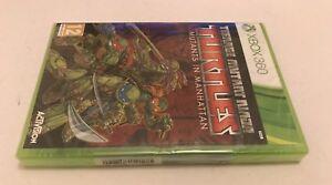 Teenage-Mutant-Ninja-Turtles-Mutants-in-Manhattan-XBox-360-Brand-New-Sealed