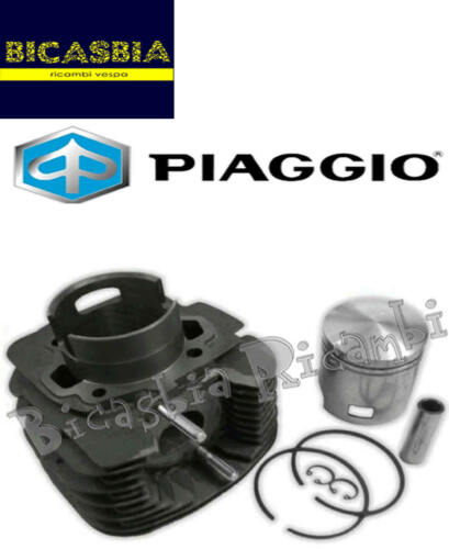 832349 Zylinder Motor Original Piaggio Ape Tm 703 602 Benzin