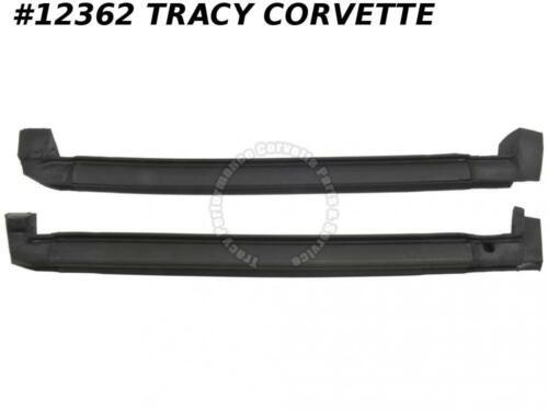 1984-1996 Corvette Roof Panel Side Weatherstrip Pair Targa Top 22112053 C4 USA