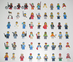 Lego-Minifigure-Figurine-Personnage-City-Series-2015-Choose-Minifig-NEW