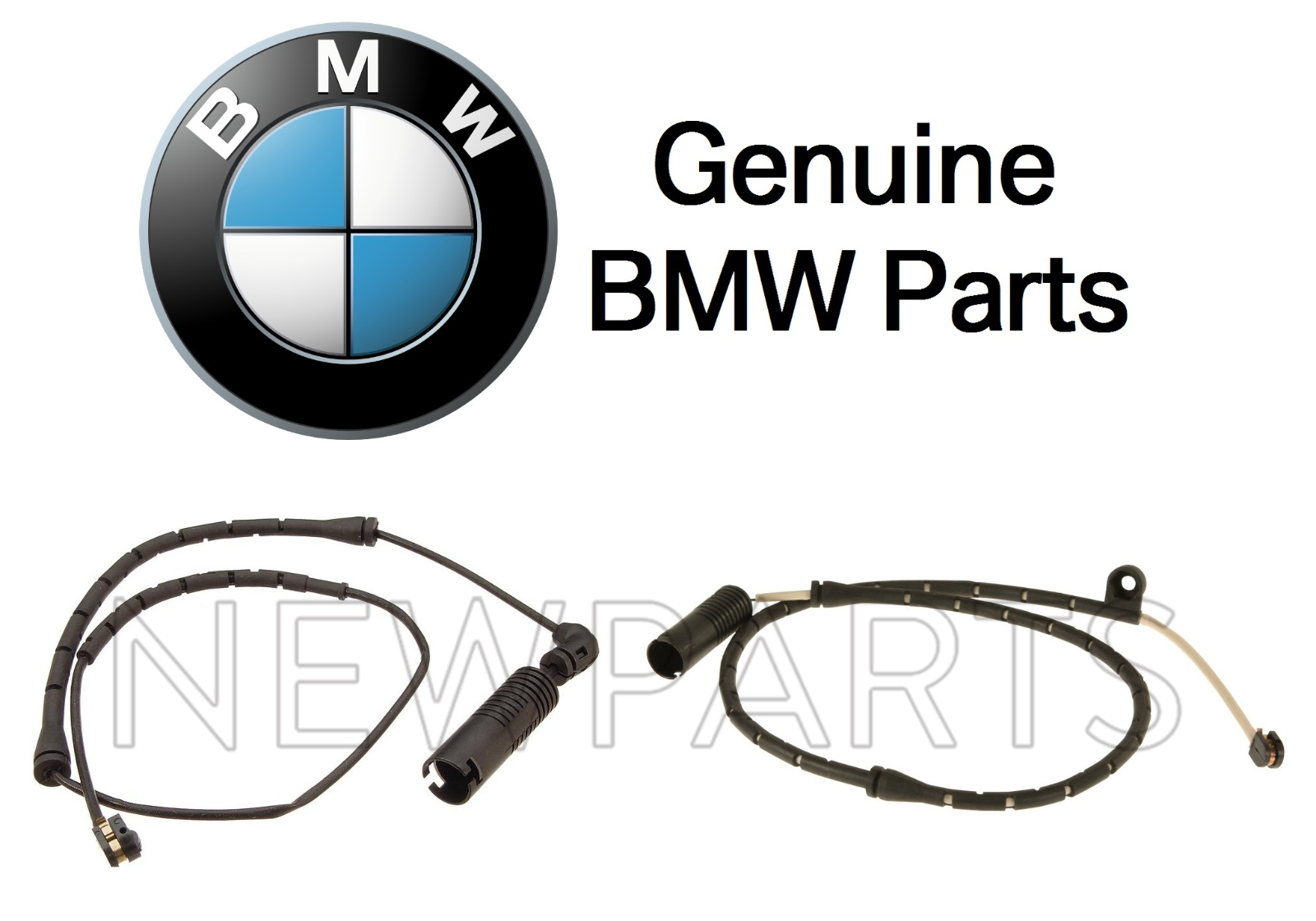 BMW Genuine Front Brake Pad Wear Sensor 34356792559