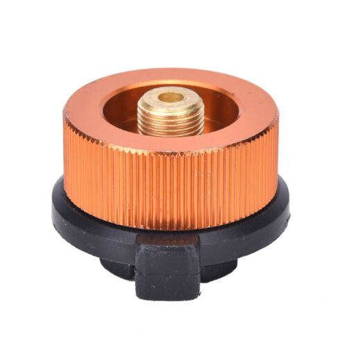 Picnic Burner Cartridge Gas Fuel Canister Stove Cans Adapter Converter Head DSUK