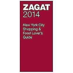 New york city food lover's guide (zagat new york city gourmet.