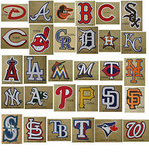 MLB Baseball Decal Stickers Team Logos Complete Set of All 30 Teams