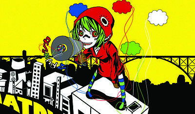 Crazy Anime Gumi W Horn Speaker Playmat Game Mat A100 Ebay This update is actually decent! ebay